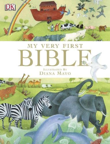9781405303774: My Very First Bible (Childrens Bible)