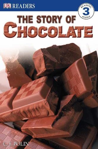 9781405303873: The Story of Chocolate (DK Readers Level 3)
