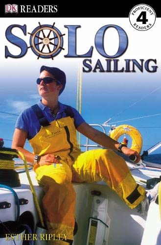 9781405303880: Solo Sailing (DK Readers Level 4)