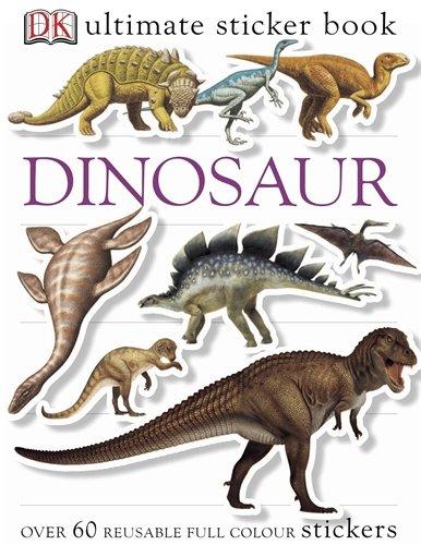 9781405304443: Dinosaur Ultimate Sticker Book