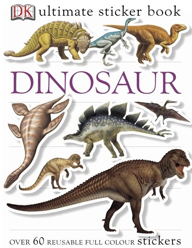 9781405304443: Dinosaur Ultimate Sticker Book (Ultimate Stickers)
