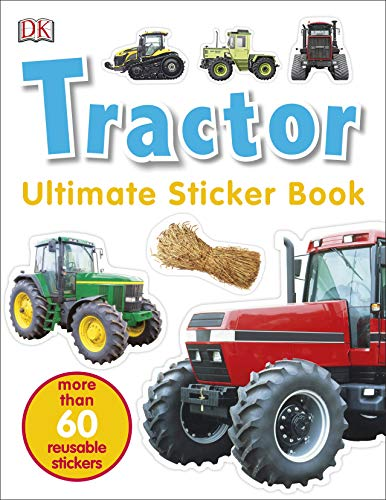 9781405304467: Tractor Ultimate Sticker Book (Ultimate Stickers)