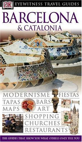 9781405304924: Barcelona and Catalonia (DK Eyewitness Travel Guide)