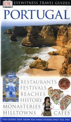 Portugal (DK Eyewitness Travel Guide): Symington, Martin