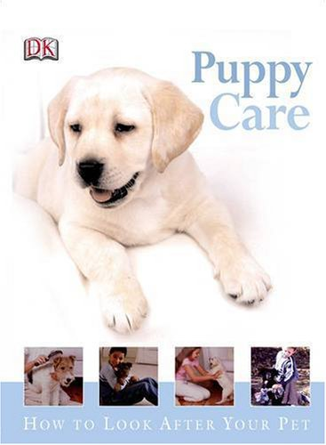 9781405305419: Puppy Care (How to Look After Your Pet)