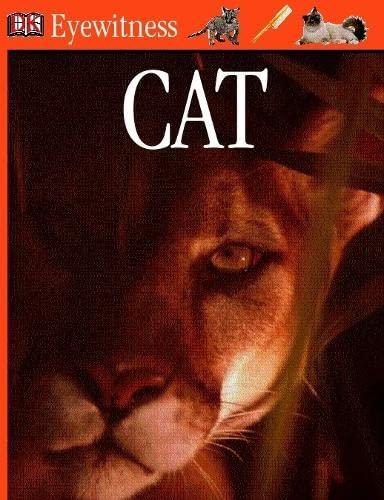 9781405305471: Cat (Eyewitness)