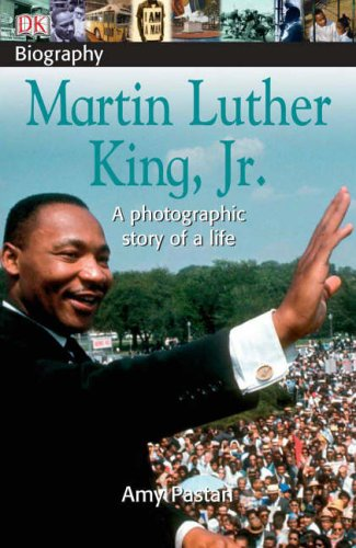 9781405305532: Martin Luther King Jr (DK Biography)