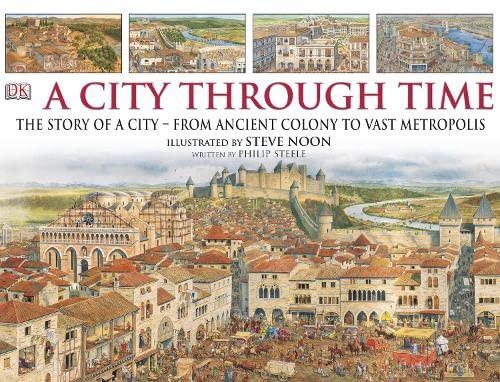9781405305655: A City Through Time