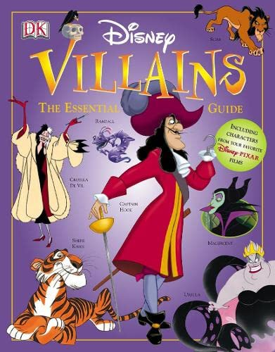 9781405305679: Disney Villains: The Essential Guide