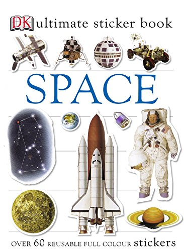 9781405305716: Space Ultimate Sticker Book (Ultimate Stickers)