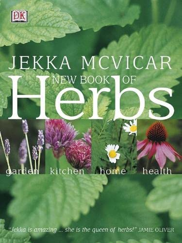 9781405305792: New Book of Herbs