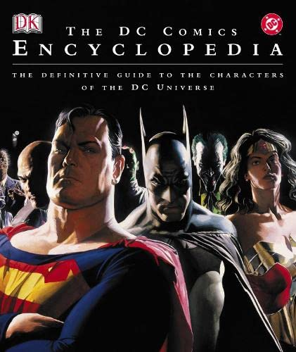 9781405305914: The DC Comics Encyclopedia