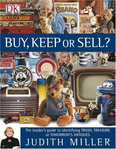 9781405305952: 'Buy, Keep or Sell?'