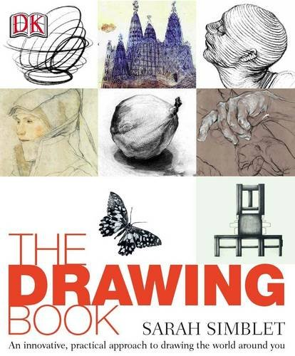 9781405306300: The Drawing Book: An innovative, practical approach to drawing the world around you