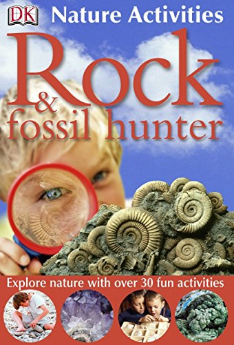 9781405306539: Rock & Fossil Hunter (Nature Activities)