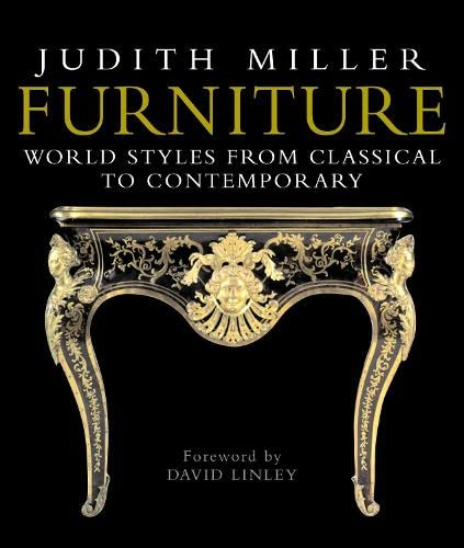 9781405306546: Furniture: World styles from classical to contemporary