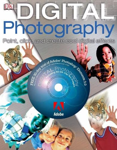 9781405307116: Digital Photography: Point, Click and Create
