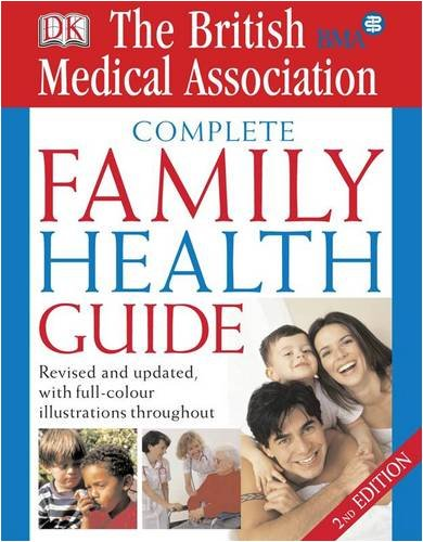 9781405307192: BMA Complete Family Health Guide (BMA Family)