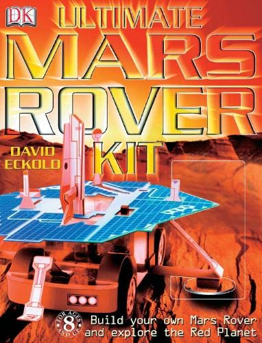 9781405307390: Ultimate Mars Rover Kit
