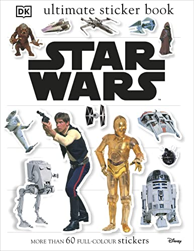 9781405307406: Star Wars Classic Ultimate Sticker Book