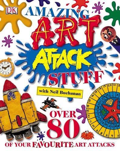 9781405307451: Amazing Art Attack Stuff