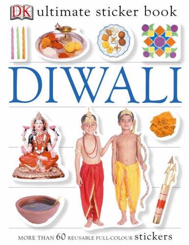 9781405307475: Ultimate Diwali Sticker Book