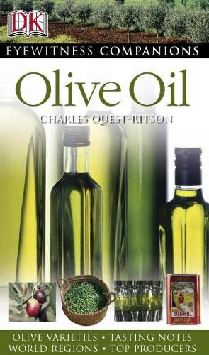 9781405307512: Olive Oil (Eyewitness Companions)