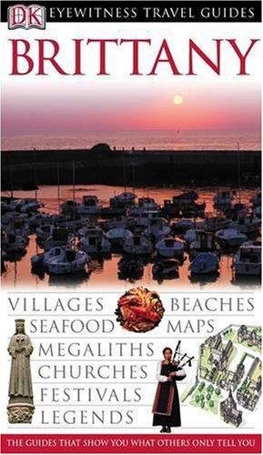 9781405307758: Brittany (DK Eyewitness Travel Guide)