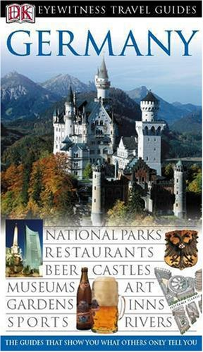 9781405307789: Germany (DK Eyewitness Travel Guide)