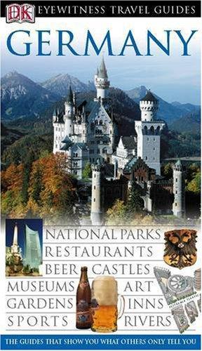 9781405307789: Germany (DK Eyewitness Travel Guide)