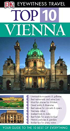 9781405307949: Vienna (DK Eyewitness Top 10 Travel Guide)