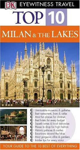 9781405307956: Top 10 Milan and the Lakes (DK Eyewitness Travel Guide)