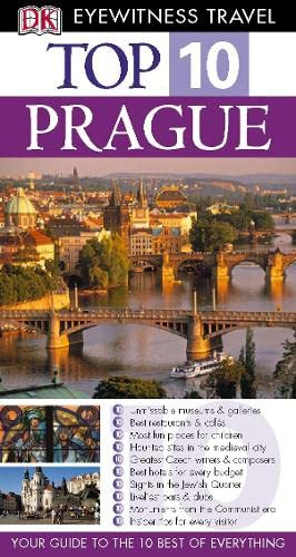 9781405307970: DK Eyewitness Top 10 Travel Guide Prague (DK Eyewitness Travel Guide)