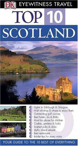 9781405308021: Scotland (DK Eyewitness Top 10 Travel Guide)