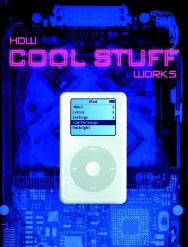 9781405308373: HOW COOL STUFF WORKS (IPOD COVER)