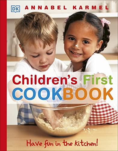 9781405308434: Children's First Cookbook: Have Fun in the Kitchen!