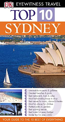 9781405308687: Top 10 Sydney (DK Eyewitness Travel Guide)