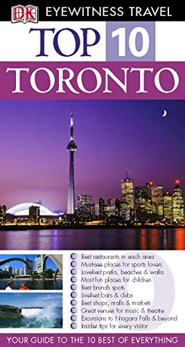 9781405308731: DK Eyewitness Top 10 Travel Guide: Toronto