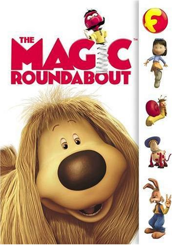 9781405308830: Magic Roundabout Funfax