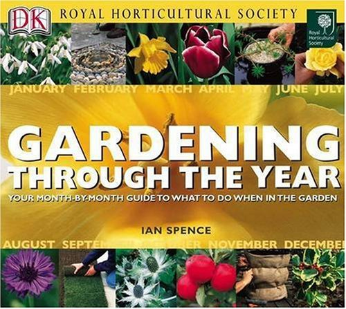 9781405308922: RHS Gardening Through The Year