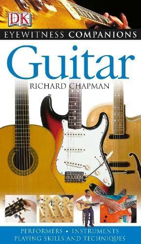 9781405309004: Guitar (Eyewitness Companions)