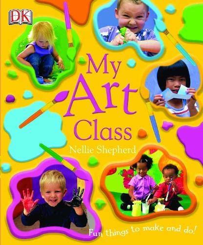 9781405309349: My Art Class