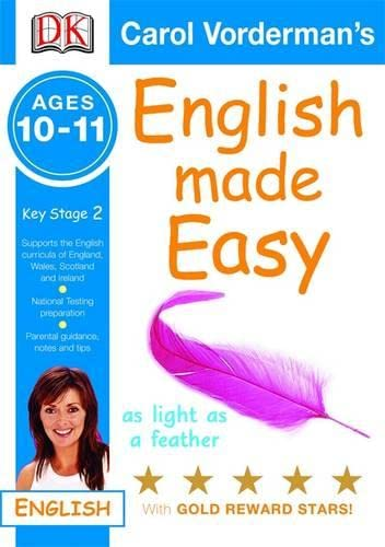 9781405309356: English Made Easy: Ages 10-11 Key Stage 2 (Carol Vorderman's English Made Easy)