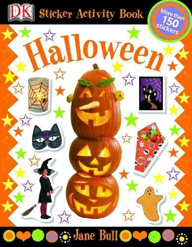 9781405309851: Halloween (Sticker Activity Books)