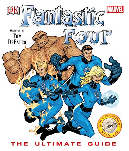 "9781405309967: ""Fantastic Four"" Ultimate Guide"