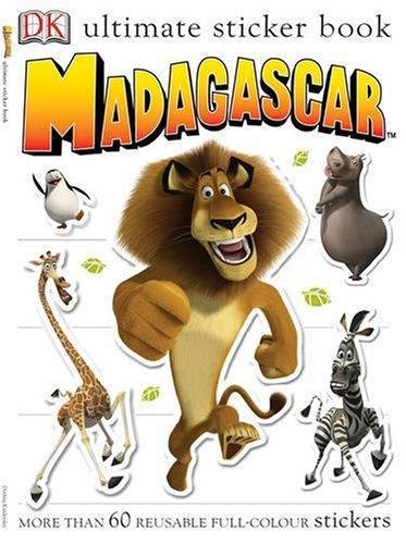 9781405309998: Madagascar: Ultimate Sticker Book