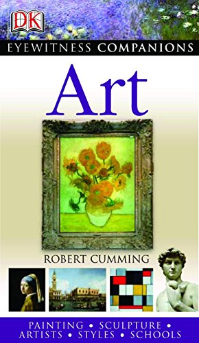 9781405310543: Art (Eyewitness Companions)