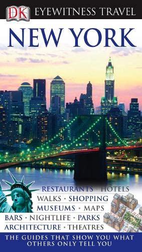9781405310895: New York (DK Eyewitness Travel Guide)