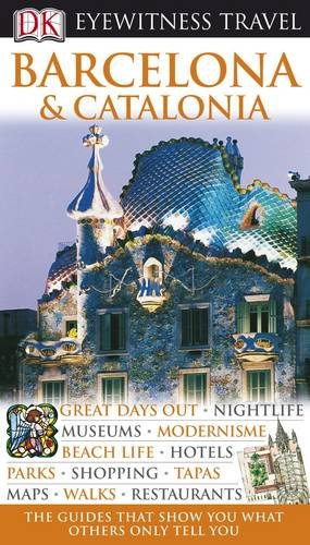 9781405310932: Barcelona (DK Eyewitness Travel Guide)