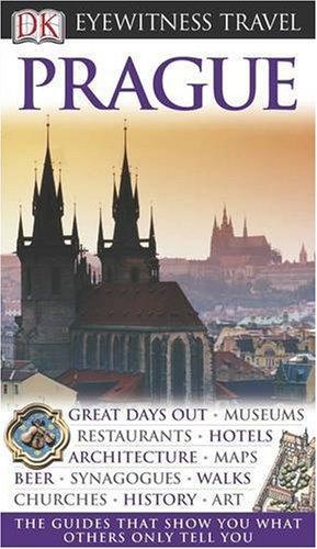 9781405310949: DK Eyewitness Travel Guide: Prague [Idioma Inglés]